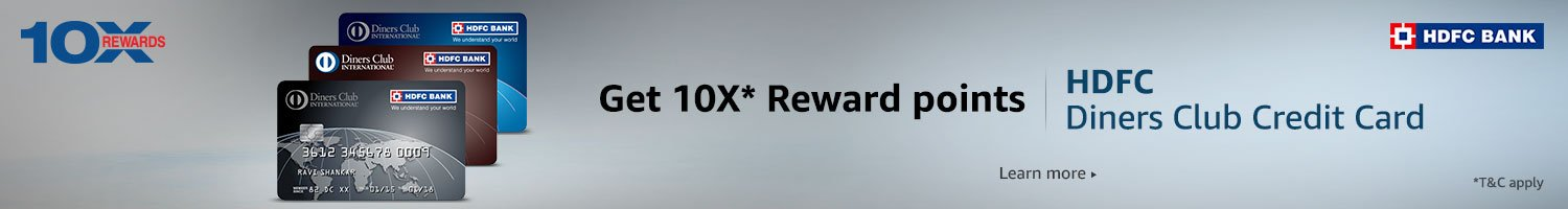 10X HDFC Points