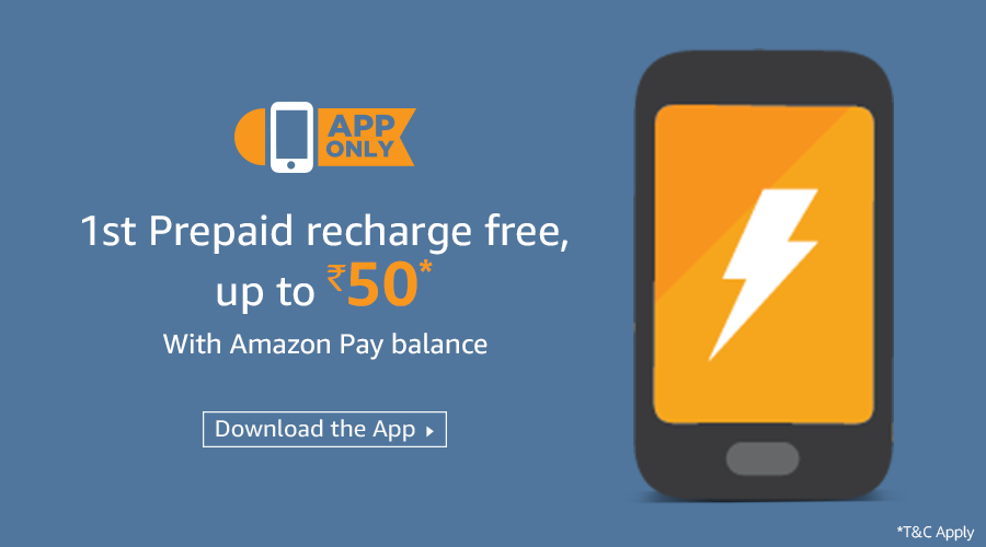 1st Free Recharge offer