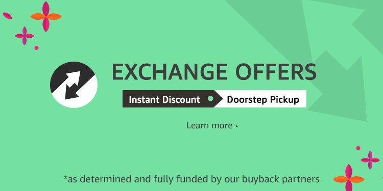 EXCHNAGE OFFERS