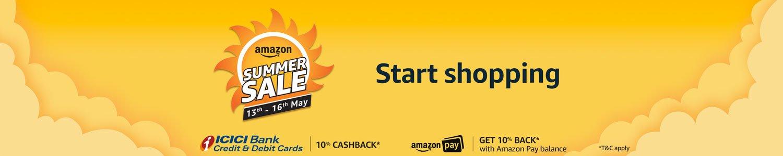 Amazon Summer Offer