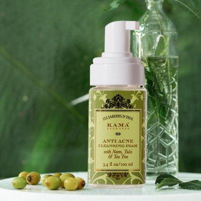 Anti Acne Cleansing Foam