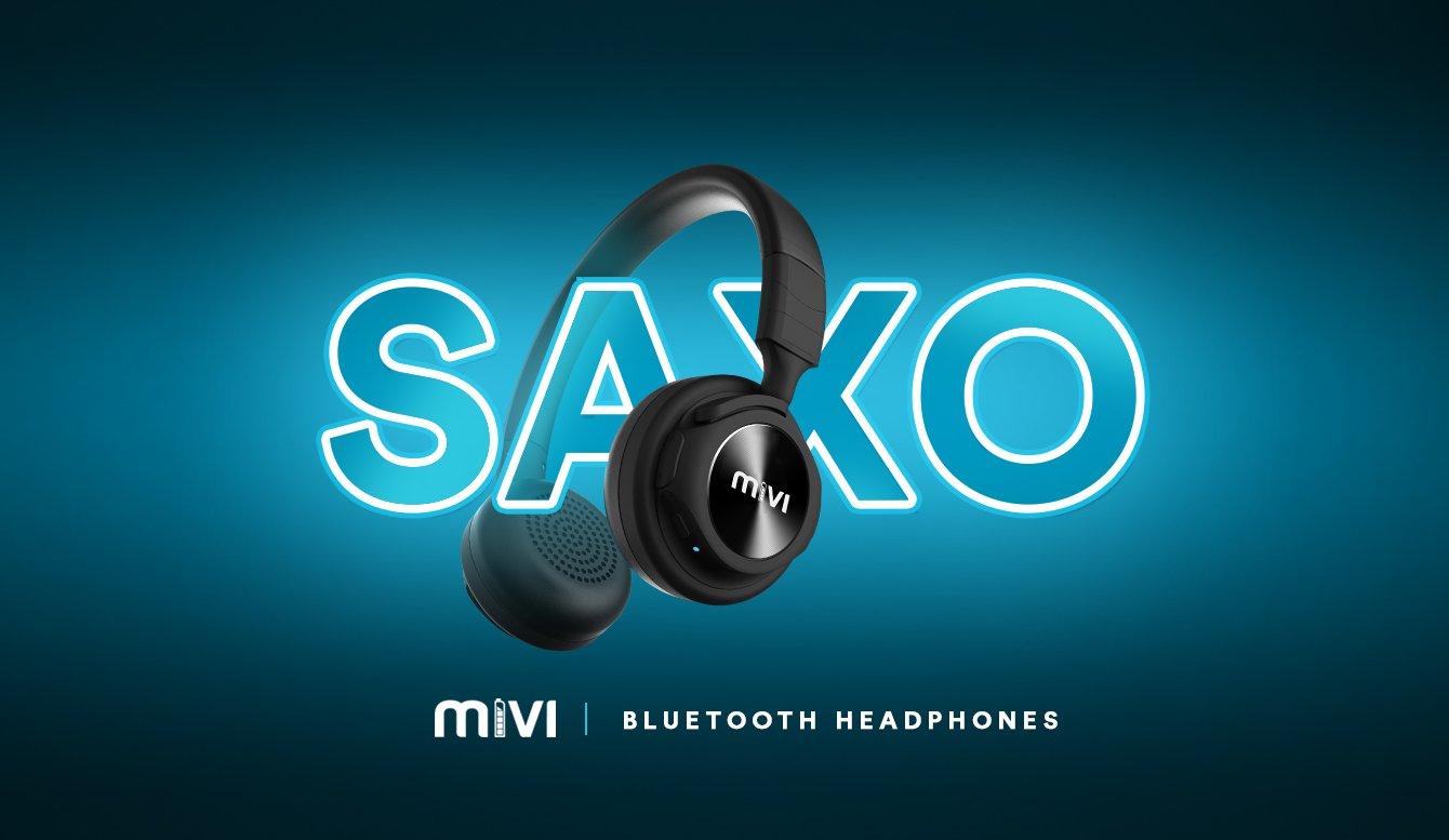 SAXO MiVI headphones