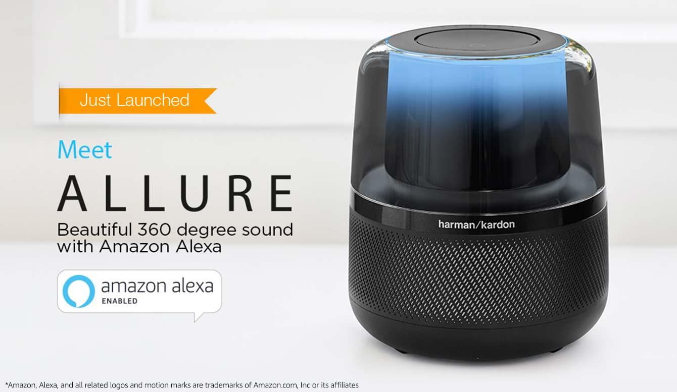 Allure Speaker
