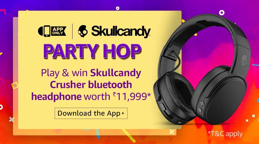 Skullcandy Party Hop
