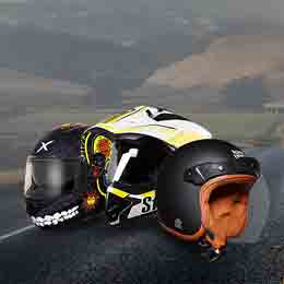 Up to 40% off Helmets