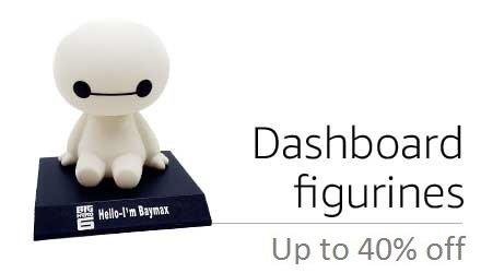 dashboard figurines