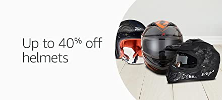 Up to 25% off : helmets