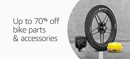 Up to 70% off : bike parts and accessories