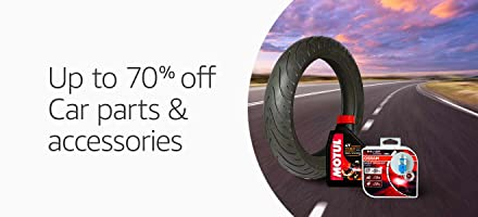 Up to 70% off : car parts and accessories