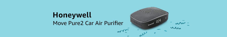Honey well move 2 car purifier