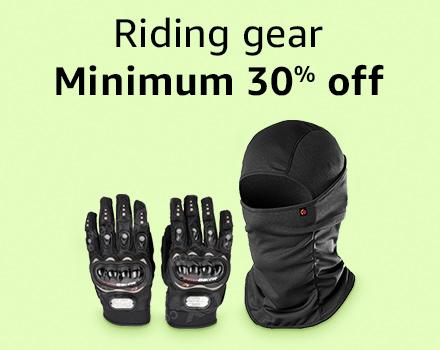 riding gear