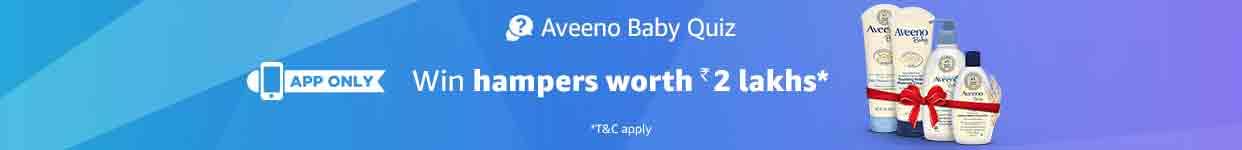 Aveeno Baby Quiz