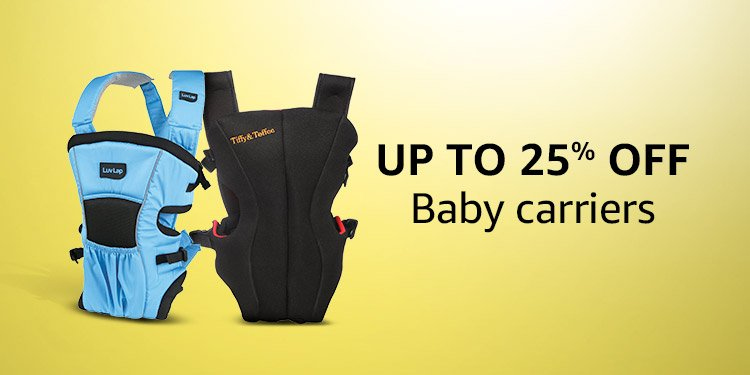 Up to 25% off Baby Carrier Slings