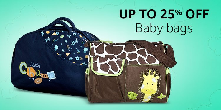 Up to 25% off: Bags