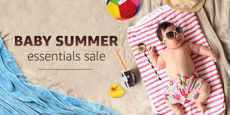 Baby Summer Essentials Sale