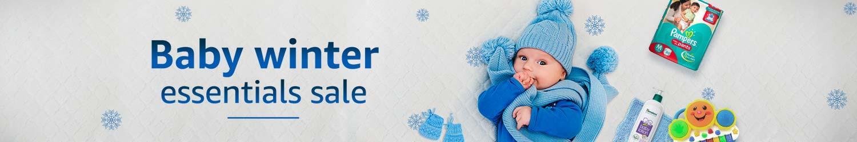 Baby Winter Essentials Sale