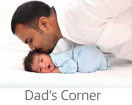 Dad's Corner