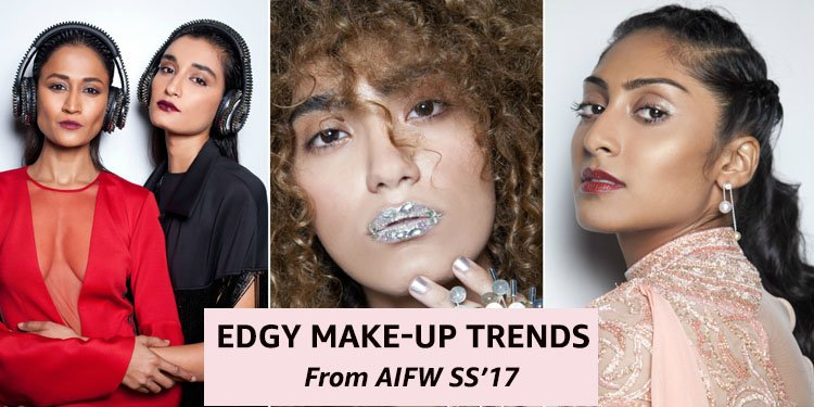 Aifw beauty trends, make up trends that ruled the ramp
