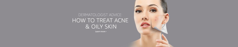 acne & oily skin