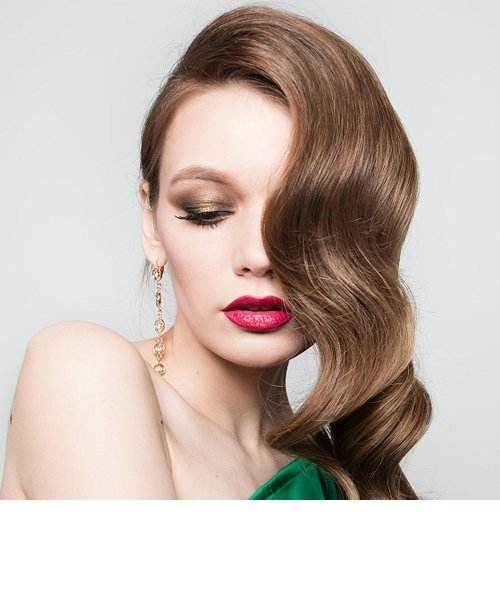 Full coverage hair color, global hair color, hair color