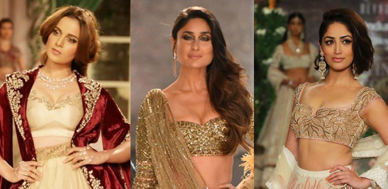 india couture week bridal looks 2018