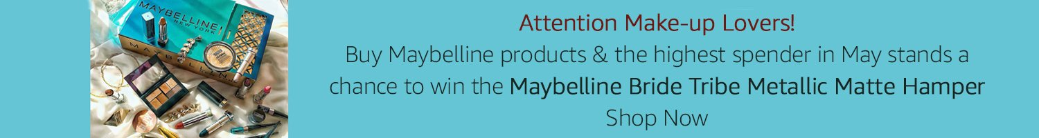 maybelline bride tribe offer