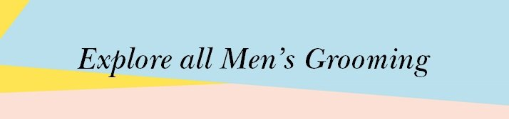 All mens grooming