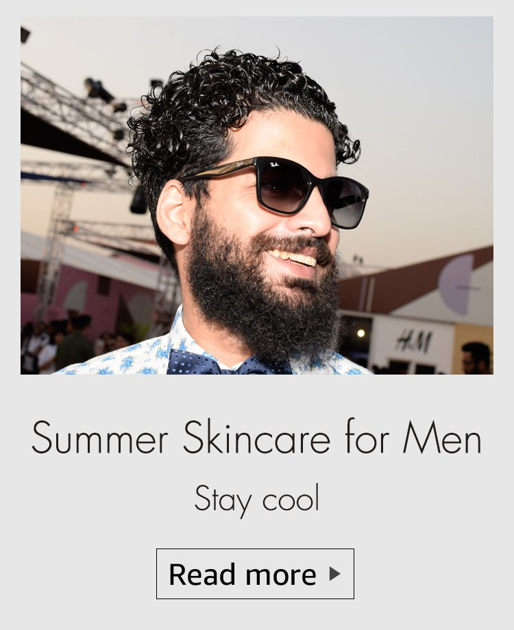 skincare regime for men, skin care for men, summer skincare for men