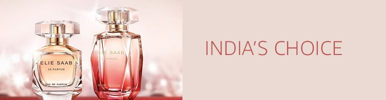 india's choice fragrances