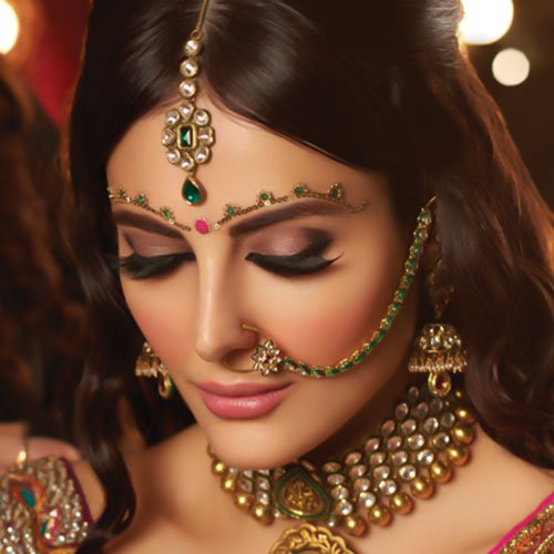 indian make up look, traditional make up look, indian make up trends, traditional