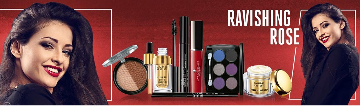 lakme valentine's day look, looks by lakme, make up looks,natural make up looks, indian make up looks