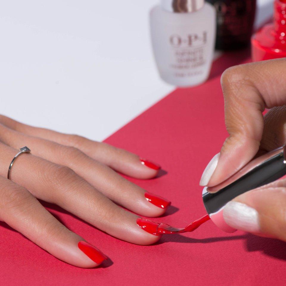 OPI Infinite shine nail polish review, OPI nail poliosh review, OPI nail polish review india