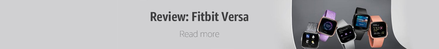 fitbit review, fitbit versa review, fitbit