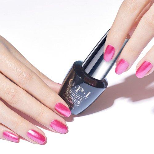 xOPI Infinite shine nail polish review, OPI nail poliosh review, OPI nail polish review india