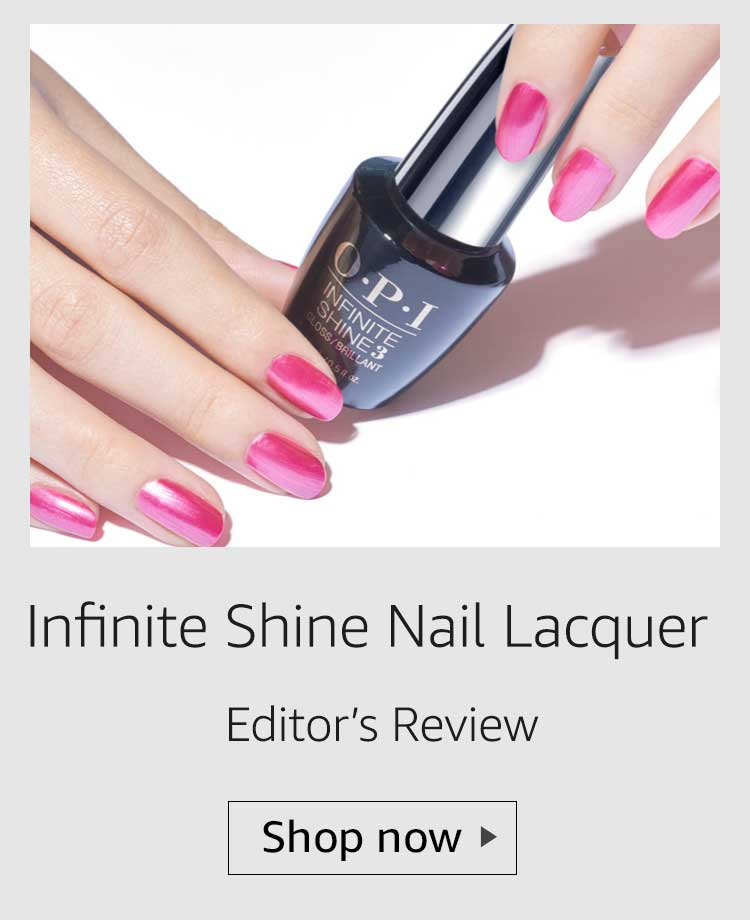 opi infinite shine nail lacquer regime review