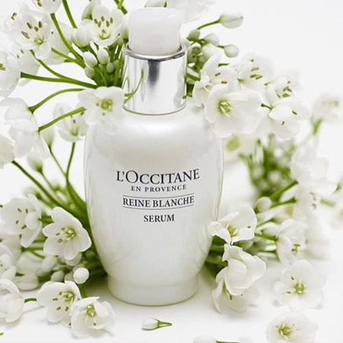L'Occitane Reine Blanche Illuminating serum review