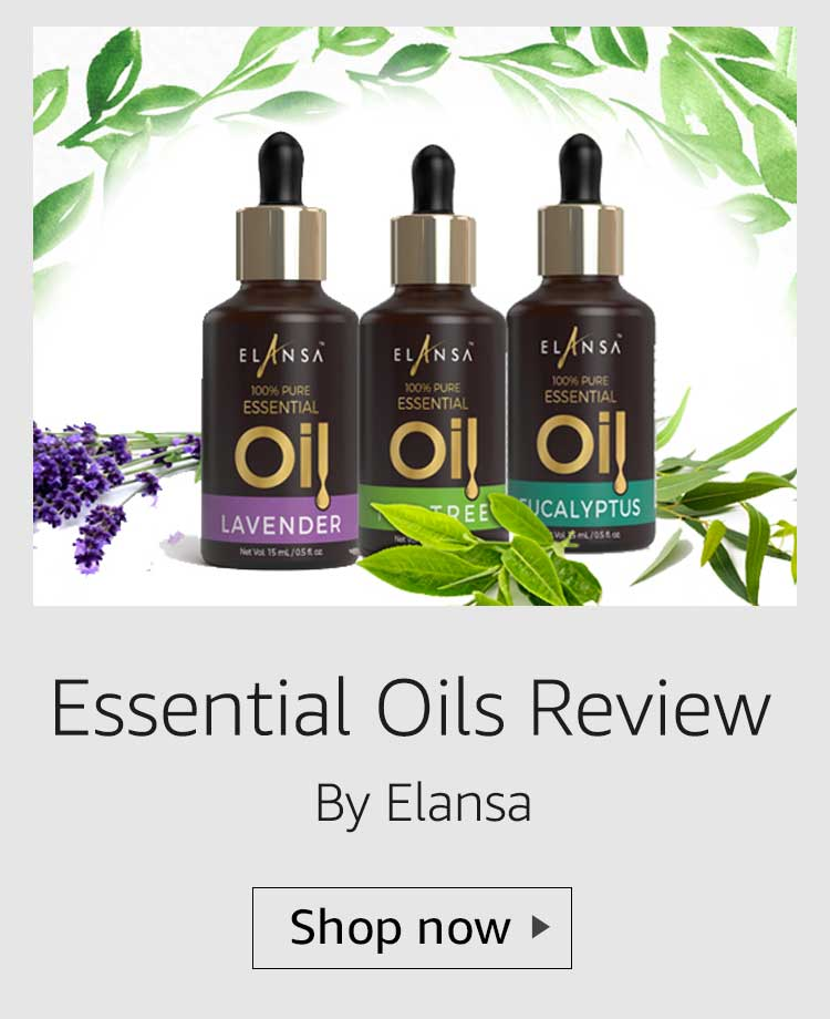 elansa essential oil review