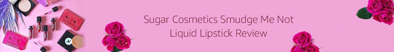 The SUGAR Smudge Me Not Liquid Lipstick Collection
