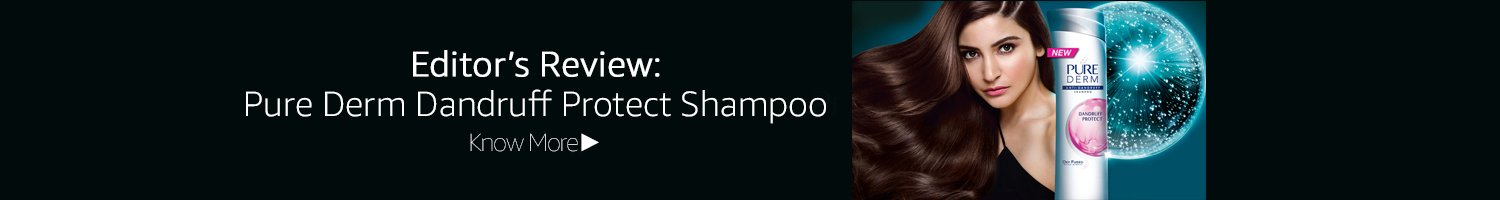 pure derm shampoo dandruff protect review