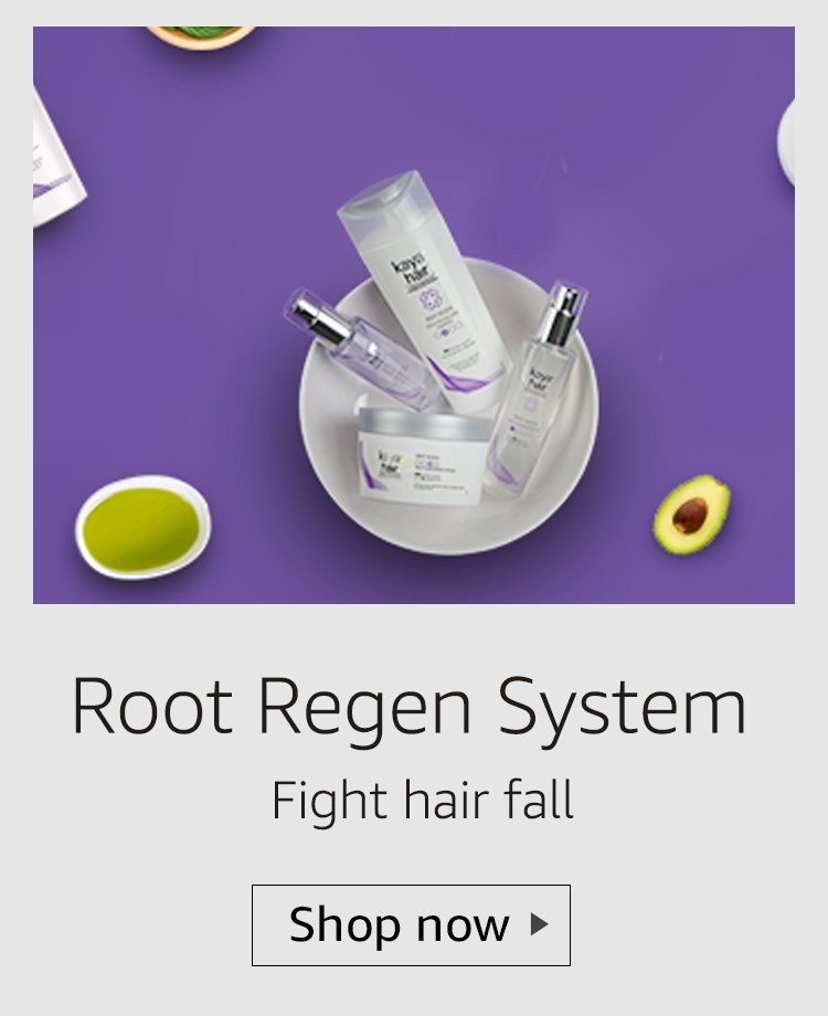 kaya root regen system, kaya hair fall treatment