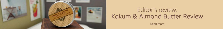 kama kokum butter review, kama ayurveda kokum & almond butter review
