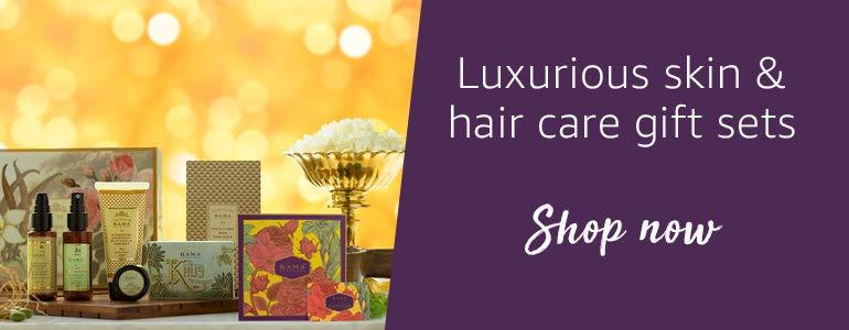Luxury beauty gift sets, luxury beauty skin care gifts, luxury beauty hair care gifts