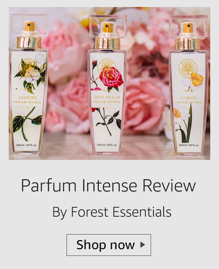 forest essentials parfum intense review