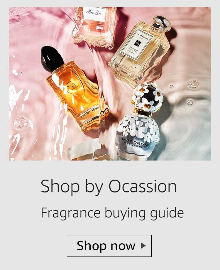 shop fragrances according to ocassion