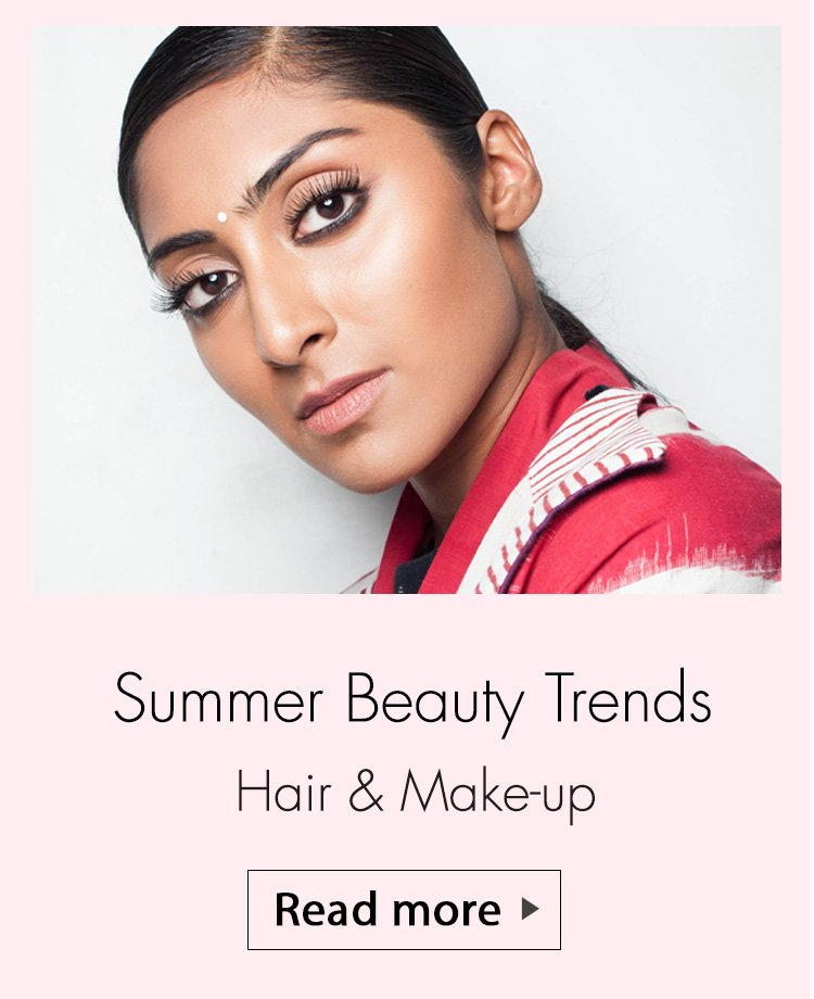 summer make up trends, make up trends for summer, summer beauty trends, summer make up tips