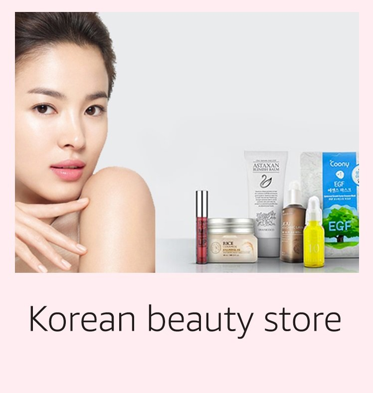 korean beauty store