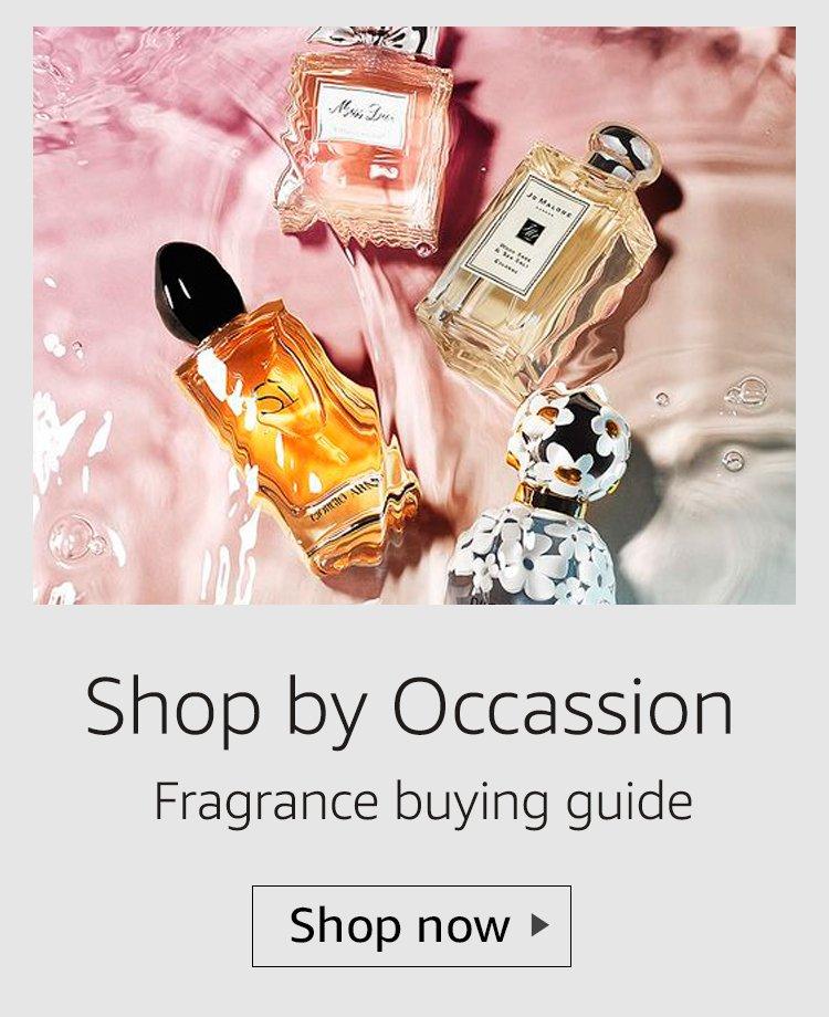 shop by ocassion, shop frgarance by ocassion, frgarance buying guide