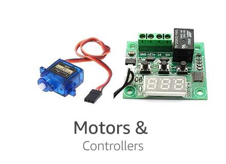 Motors and controllers