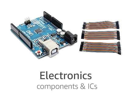 Electronics components and ICs