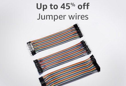 Up to 45% off junper wires